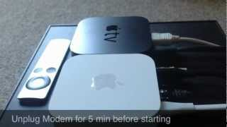 Set Up Airport Express Base Station 2012 iPad Mac iPhone