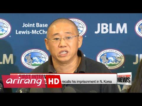 Korean American Kenneth Bae recalls his imprisonment in N. Korea
