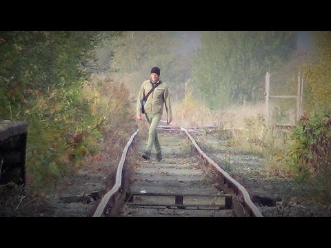 Exploration of Burn Naze Halt station, Old Poulton/Fleetwood branch line