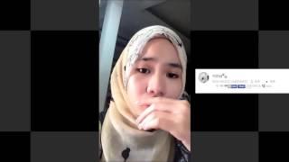 Nono Live Sungguhan Di Buke!!  nina - Cantik Sekali Cewe Ni Masih SMA Bigo Malesya