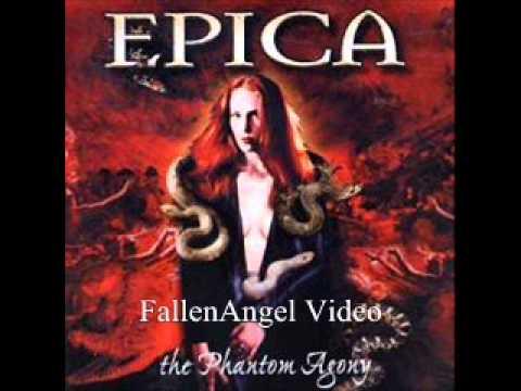 Epica - The Phantom Agony (Album) Track 9. The Phantom Agony. (Fallenangel video)