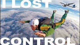 MY FIRST SOLO SKYDIVE (13,000 FT FREE FALL)