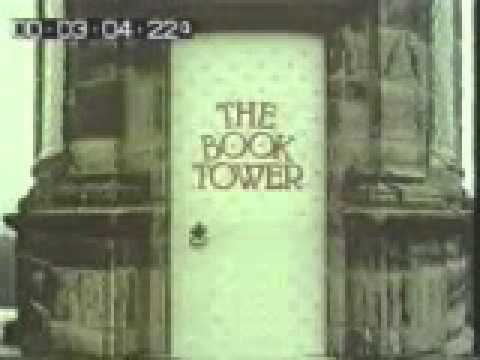 Yorkshire Television The Book Tower 1979