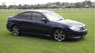 2007 Subaru Legacy 2.0R B-SPEC Sedan 2000cc Automatic / Tiptronic AWD