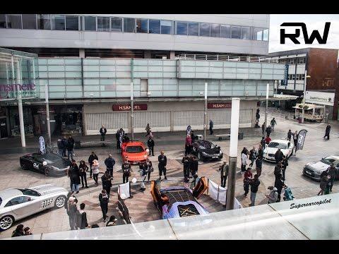 Fast And Furious 8 Promo Event!  R&W  M8trk Events  Empire Cinemas  Supercarcopilot