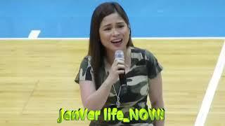 SUPER LAFGALING! JENNIE GABRIEL impersonates Philippine Divas!