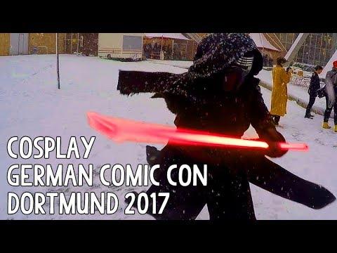 Cosplay German Comic Con Dortmund 2017 #GCCDortmund