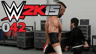 WWE 2K15 [PC] #042: Brutaler ÜBERFALL auf Red Devil! «» Let