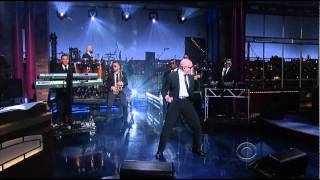 Pitbull - Back In Time (Late Show 2012-05-23)