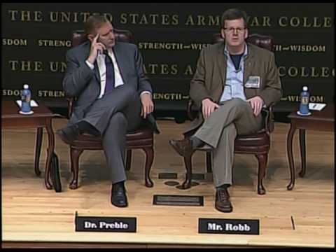 2017 Army Strategy Conference, Armed forces and society,  panel discussion