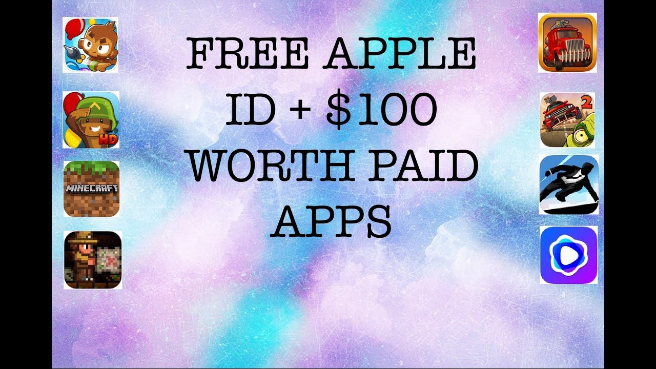 How To Get $100 Worth Apps Terraria plug-in free Apple ID by FreeApps 4YOU
