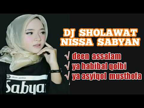 Download  DJ NISSA SABYAN DEEN ASSALAM REMIX SHOLAWAT Gratis, download lagu terbaru