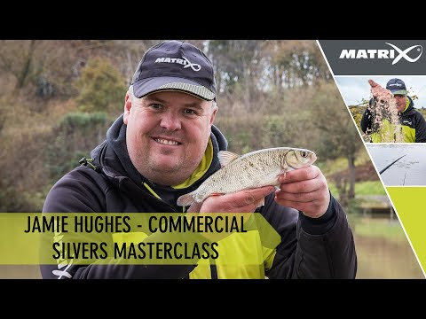 *** Coarse & Match Fishing TV *** Jamie Hughes' Commercial Silvers Masterclass