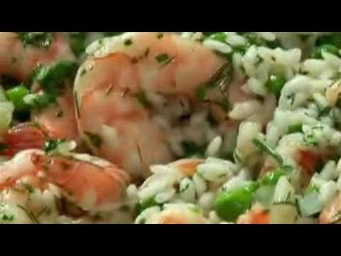 How To Cook Delicious Shrimp Risotto With Microwave Gourmet