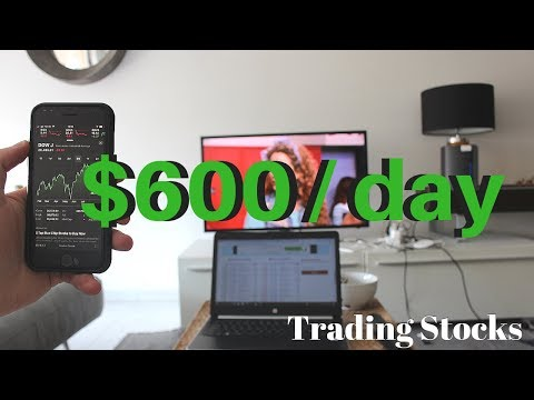 How To Make $600 in Minutes Day Trading The Stock Market