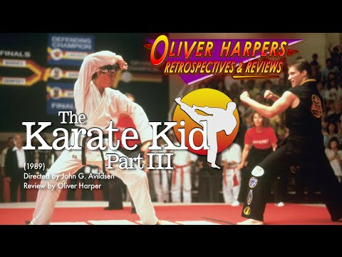 Karate Kid Part III (1989) Retrospective / Review