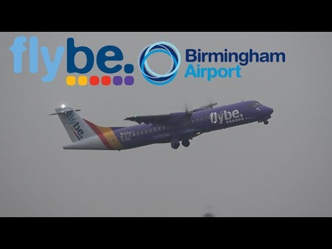 Flybe Flight 194 (BHX to Isle of Man)