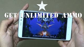 Get Unlimited Ammo In Mini Militia [WITHOUT ROOT]