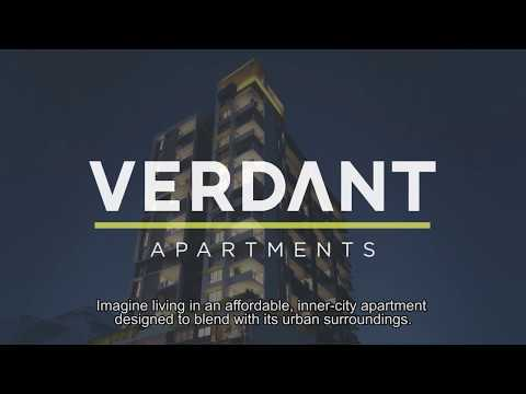 Verdant Apartments are selling fast!