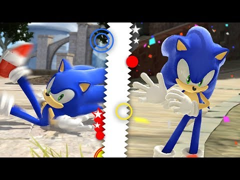 Sonic Generations : Cooler Sonic