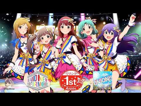 「ミリシタ」UNION!! (Event BGM) - Idolm@ster ML: Theater Days