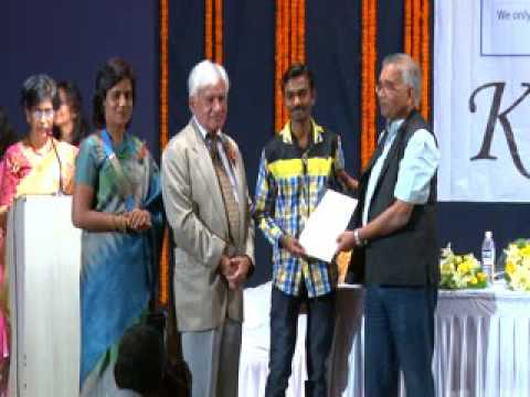 Pune  Artists Receiving awards- 1