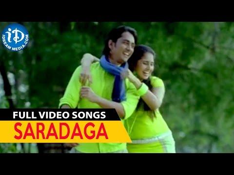 Oye Movie Songs - Saradaga Video Song    Siddharth, Shamili    Yuvan Shankar Raja
