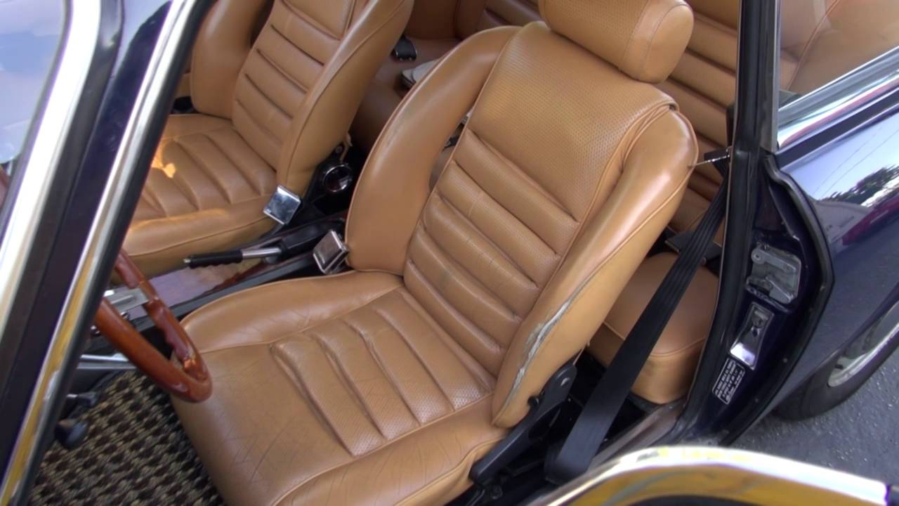 Alfa Romeo GTV Front Seat Bolster Replacement By Cooks Upholstery - Alfa romeo seat covers