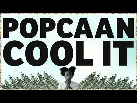 Popcaan - Cool It (Produced by Dubbel Dutch) - OFFICIAL LYRIC VIDEO