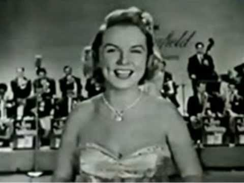 1954 CBSTV Dorsey Brothers Stage  34: Helen O´Connell  Still Of The Night  Medley