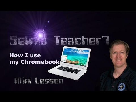 How To Use A Chromebook And Make It Useful! Microsoft Word