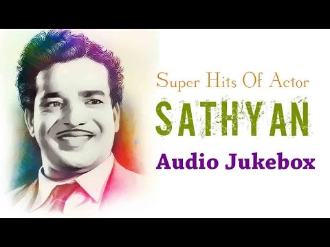 Sathyan Malayalam Movie Songs | Best Songs Collection | Top 10 Hits Jukebox