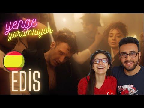 TURKISH MUSIC REACTION   Edis - Martılar (Official Video)