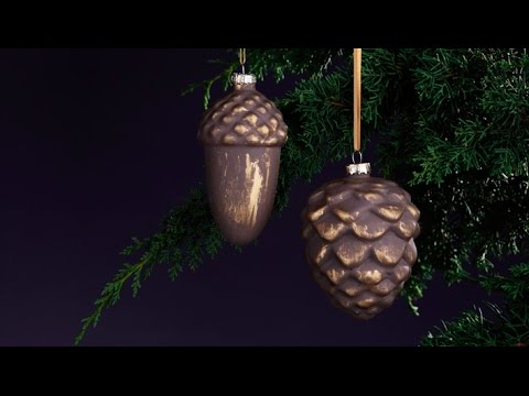 DIY Panduro – Vintage Glass Ornament