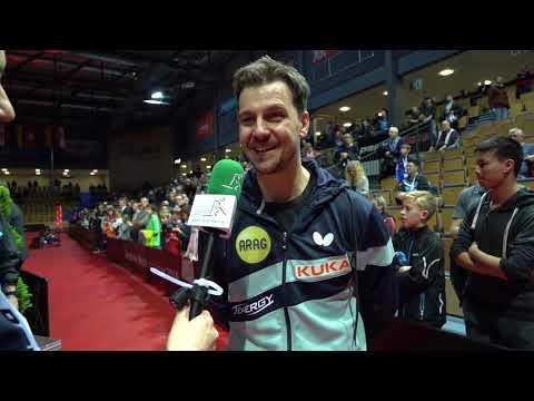 NDM 2019: Timo Boll ist Deutscher Meister - Interview