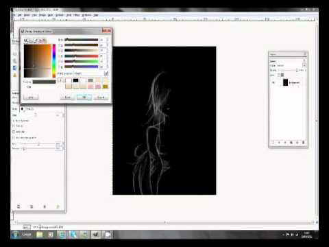 Speed drawing painting - Love Hurts. . .