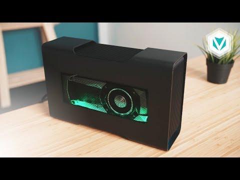 Gắn Thêm Card đồ Họa Cho Laptop - Razer Core V2