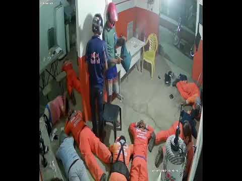 Dupla invade depósito de gás e leva todo dinheiro, em Guarabira