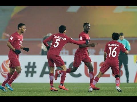 Qatar 3-2 Palestine (AFC U23 Championship 2018: Quarter-finals)
