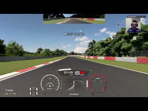 Live PS4 - Gran Turismo Sport - Aston Martin V12 Vantage @ Nordschleife