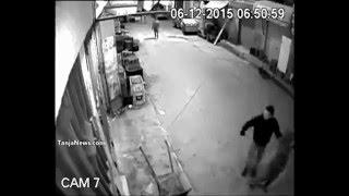 CCTV: Hati-hati perampokan di tempat Sepi! Hindari Tempat Sepi