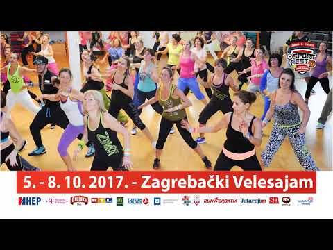 Sport Fest 2017 Zagreb - cijela sportska zajednica na jednom mjestu
