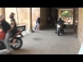 (HD) MOTO CLUB LA LAMBRE EN FITERO ( NAVARRA )