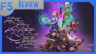 Dark Crystal: Age of Resistance Tactics Review | Lacking a Spark (Video Game Video Review)