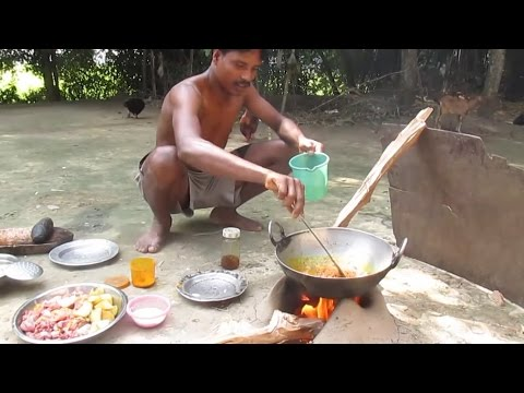 How to  make chicken his own Style in Rural / MY RURAL FOOD
