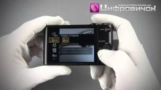 Видеообзор Sony DSC-WX300