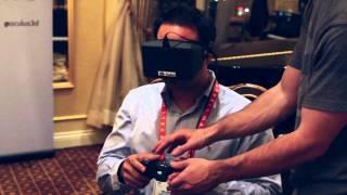Davis Daily: CES Oculus Rift Reactions