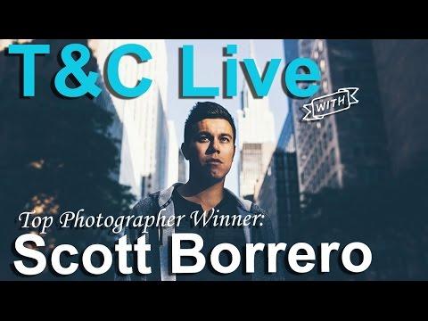 PORTRAIT Photo Reviews (TC Live with Scott Borrero)