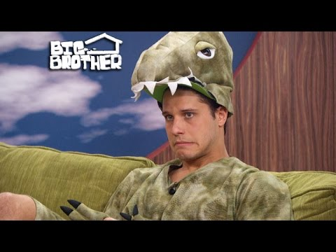 Big Brother - Cody Starts To Panic