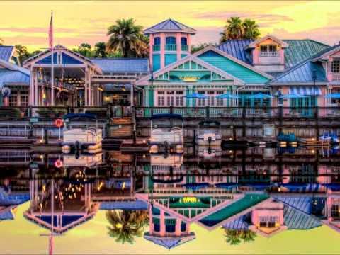 Old Key West Resort - Two Pina Coladas